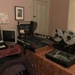 Recording Studio Tape Decks